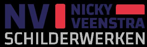 Nicky Veenstra schilderwerken logo
